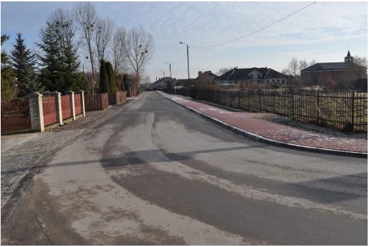 Programu rozwoju gminnej i powiatowej infrastruktury drogowej na lata 2016 - 2019