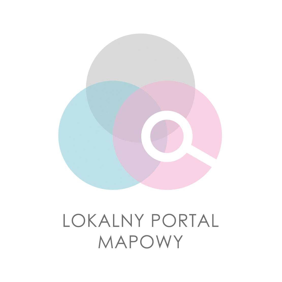 Gmina Zakrzew portal mapowy, logotyp